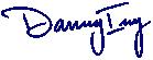 Danny's Signature